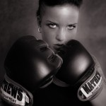 Boxerin Portrait