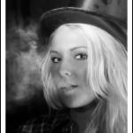Rauch-Portrait-Zylinder