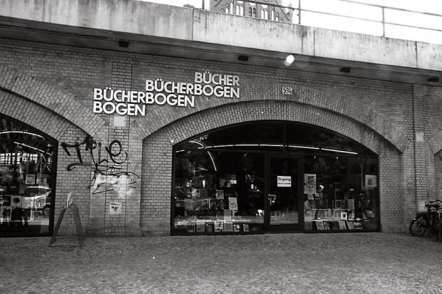 Bücherbogen-Savignyplatz