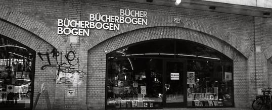 Die Beste Fotobuchhandlung Berlins – Bücherbogen Savignyplatz