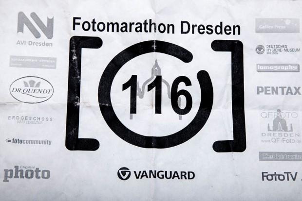 Die 116 war meine Startnummer