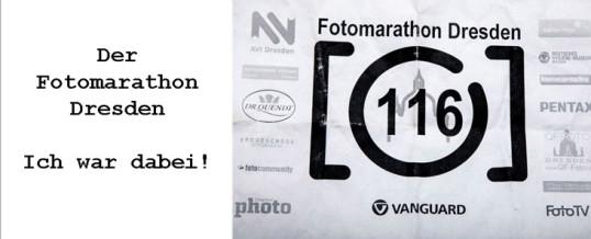 Fotomarathon Dresden 2013 – Rückblick