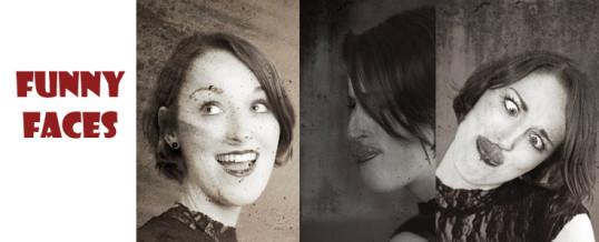 Funny Faces- 3 Fotos