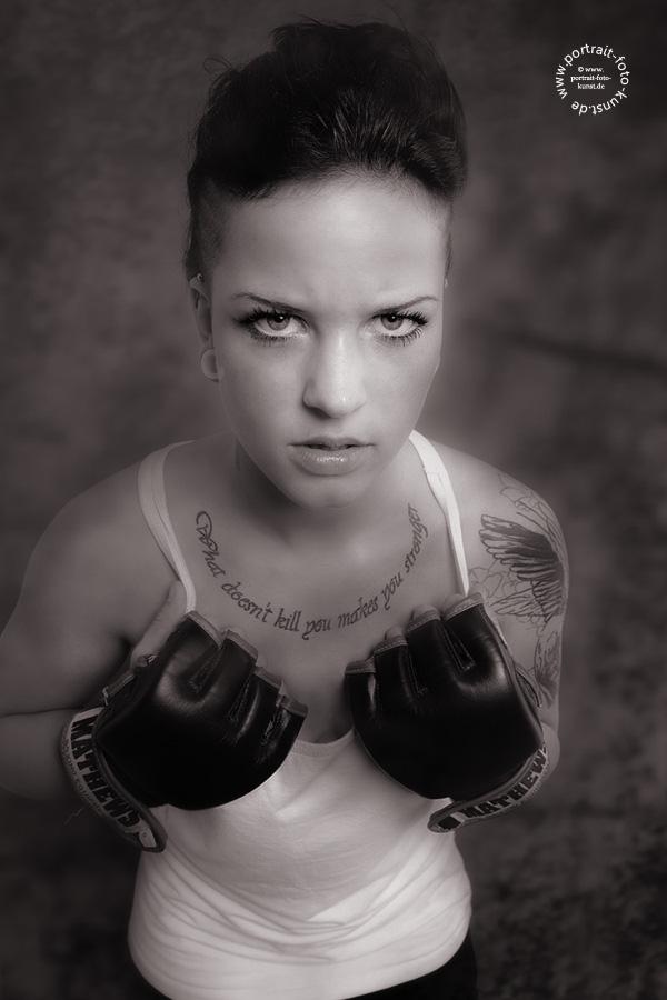 Boxerin-Portrait-Foto-Kunst-2