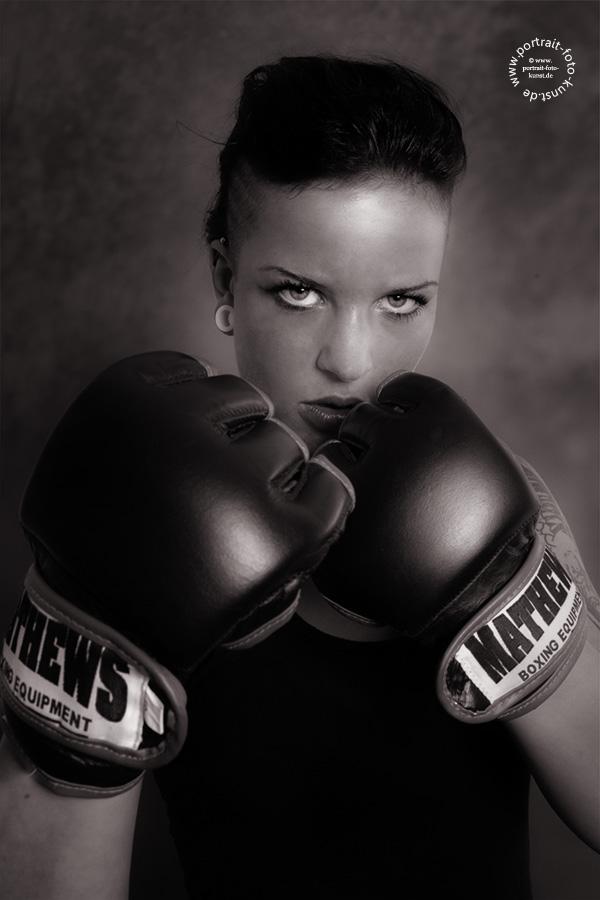 Boxerin-Portrait-Foto-Kunst-3