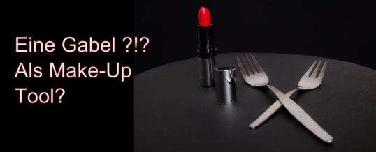 Extrem Make-up Anleitung – Mit Kreide und Gabel zum Fotoshooting
