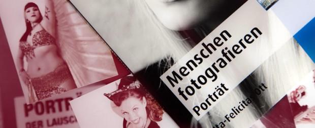 Buchtitel - Menschen Fotografieren
