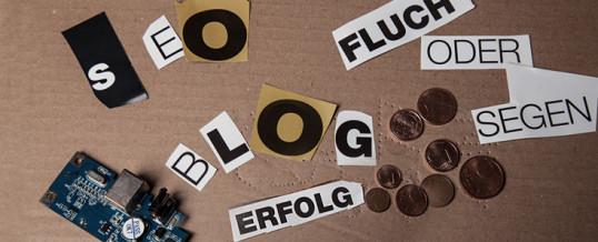 Ja! SEO für Fotoblogs = Zeitverschwendung!!!