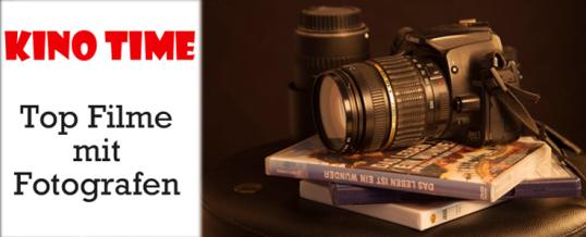 5 Top Filme mit Fotografen