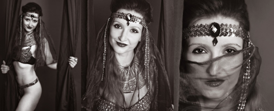 Madame Beausoleil – Burlesque Portraits