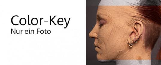 Nur ein Foto – Color-Key Portrait