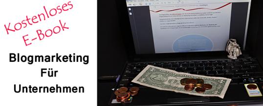 Blogmarketing Für Unternehmen  – Grundlagen [E-Book]