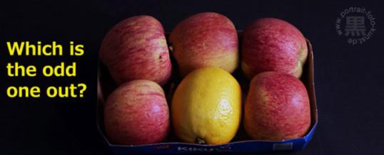 Zitrone oder Apfel? – Der Fotowettbewerb Talents 2014