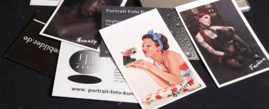 8 Tipps: Visitenkarten für Künstler & Fotografen