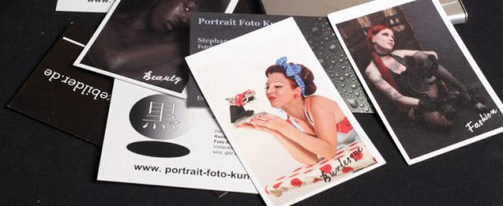 8 Tipps Visitenkarten Für Künstler Fotografen Portrait