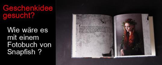 Erfahrungsbericht: Die Geschenkidee ein  Fotobuch von Snapfish