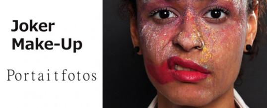 Der Joker – Extrem Make-Up Fotos