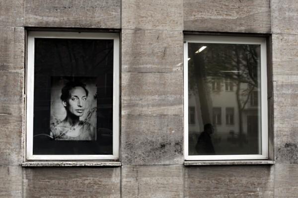 Magische Portraits - Straßenblick