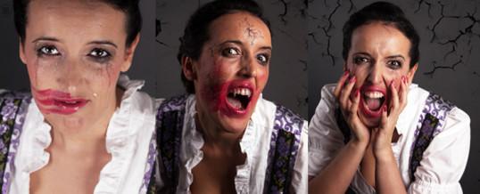Tragen Vampire Dirndl? – Vampir-Fashion Fotos