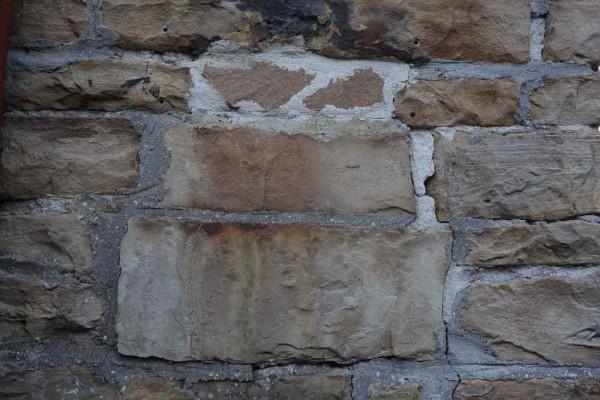 Stein-Textur - Mauer
