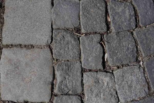 Stein-Textur - Flastersteine