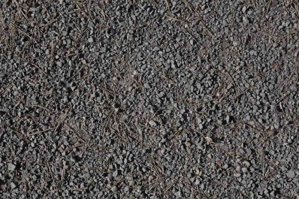 Stein-Textur - Kies auf dem Boden