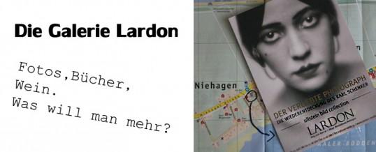 Fotos,Bücher,Wein: Die Galerie Lardon an der Ostsee