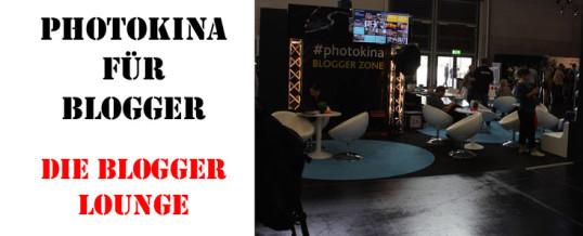 Photokina für Blogger: Die Blogger-Lounge