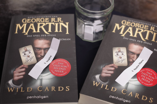 Wildcards-Buch