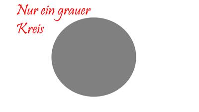 Grauer Kreis