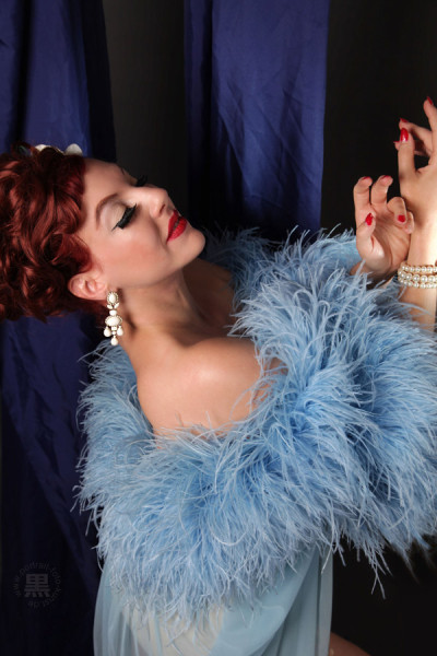 Burlesque - Lilly Tiger