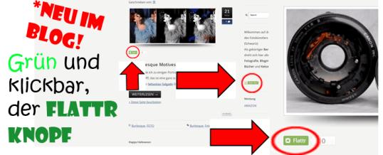 Flattr = kleines Geld für große Blogartikel?