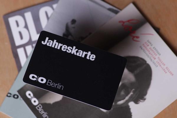 Jahreskarte C/O Berlin