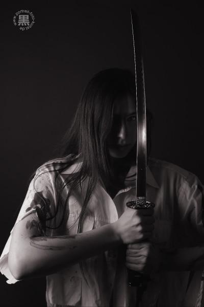 Katana-Portrait