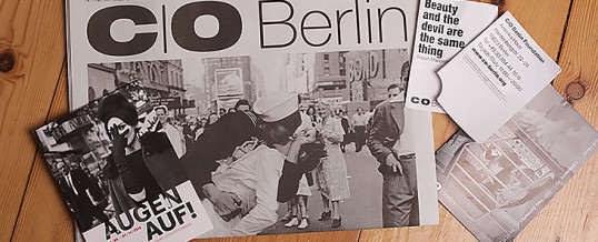 C/O Berlin Ausstellung: Augen auf! 100 Jahre Leica