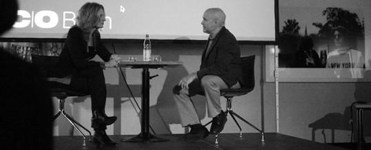 Steve McCurry im C/O-Berlin – Buchvorstellung Indien: