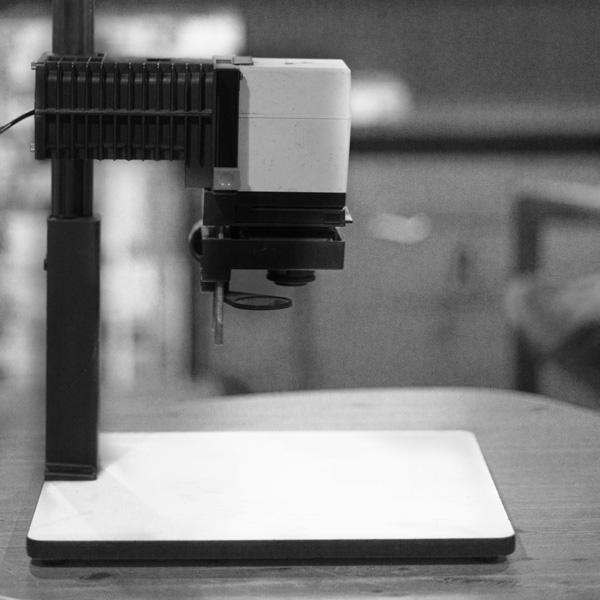 Dunkelkammer-Vergrößerungsgerät