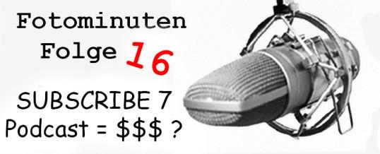 Die SUBSCRIBE 7 in Berlin – Reich werden mit dem Podcast?