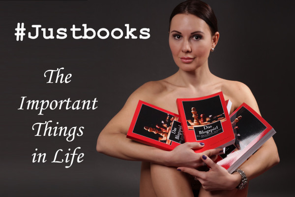 #JustBooks