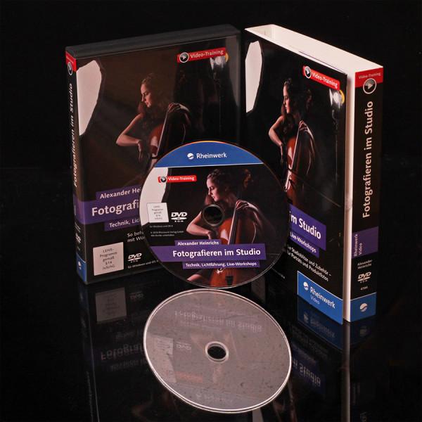 Foto-DVD-Spiegelung