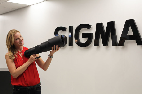 Sigma-Objektiv