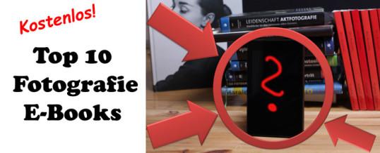 Top 10 der kostenlosen Fotografie E-Books