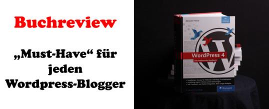 WordPress 4 Das umfassende Handbuch [Buchreview]