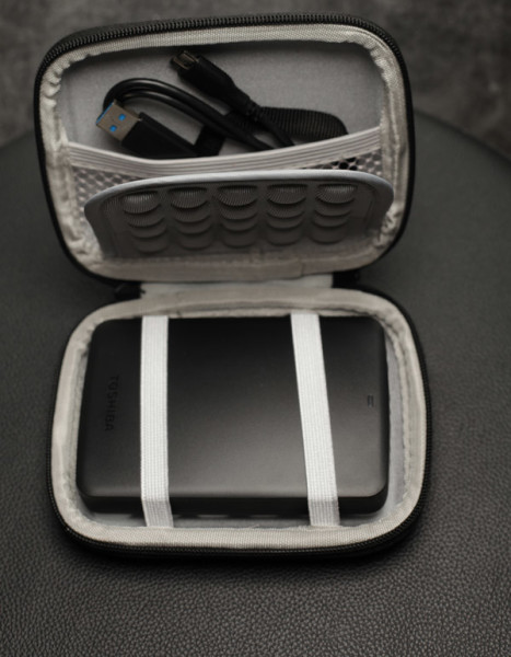 Festplatten-Tasche