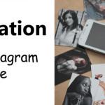 Instagram-Bildinflation