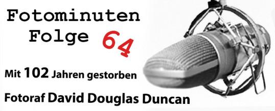 David Douglas Duncan und die Berichterstattung zu seinem Tod -Fotominuten 064