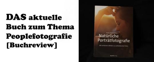 [Buchreview] Natürliche Porträtfotografie von Franz Zwerschina