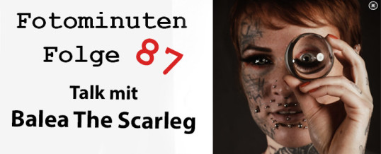 Talk mit Balea NeonNight the Scarleg – 2020 #Fotominuten